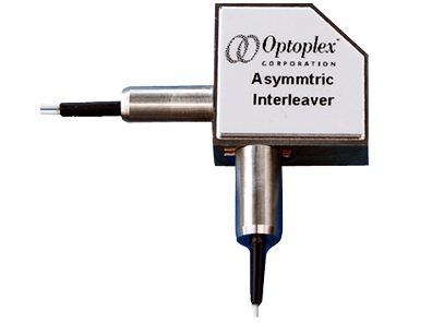 Optoplex Asymmetric Optical Interleaver - Optical signal interleaver