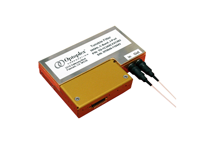 Optoplex Flat-Top Comb Filter, Tunable Edge Filter, Tunable Passband Filter